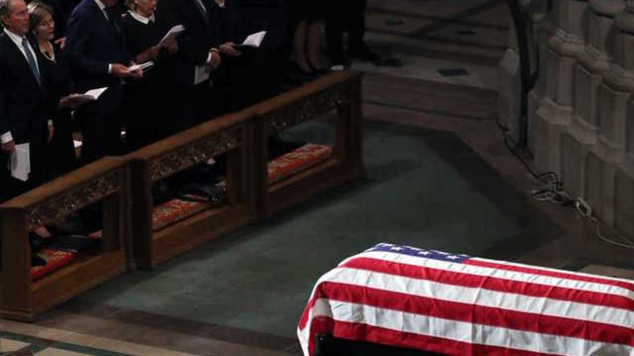 Washington to say goodbye to Sen. McCain