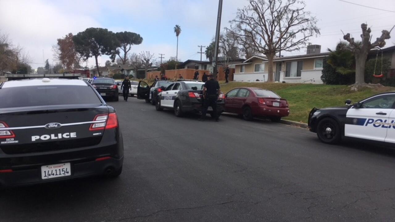 BPD on-scene after a stabbing in Northeast Bakersfield