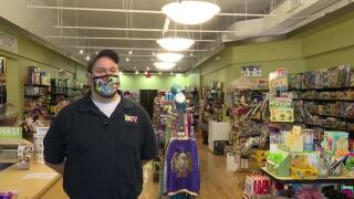 Toy and gift shops struggle amid COVID challenges and large retailers