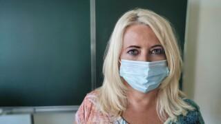 teacher mask