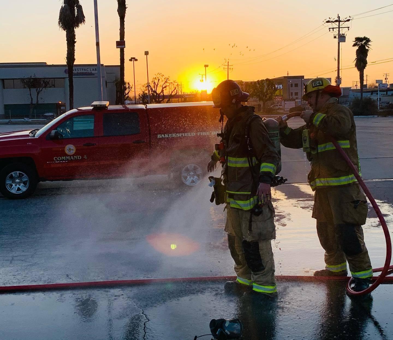 Bakersfield Fire Department