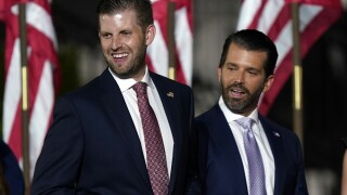 Eric Trump to visit Valley for 'Evangelicals for Trump' event