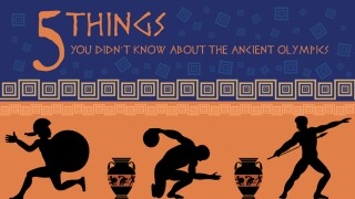 5 Things You Didn't Know About the Ancient Olympics