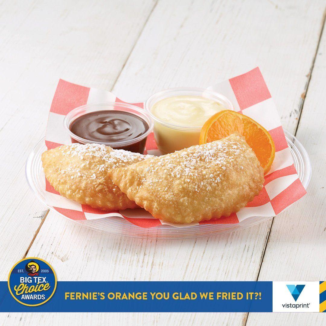 Fernie's Orange You Gald We Fried IT?!