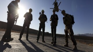 U.S. To Complete Afghanistan Withdrawal By July 4
