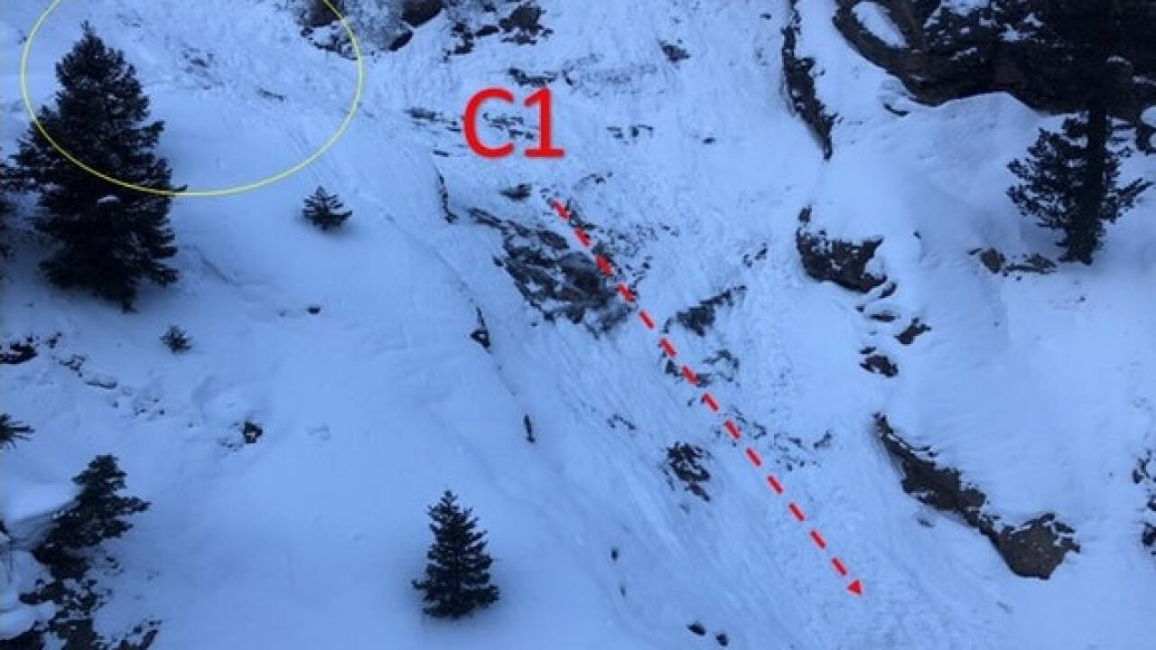 CAIC deadly avalanche Jan. 18 2020