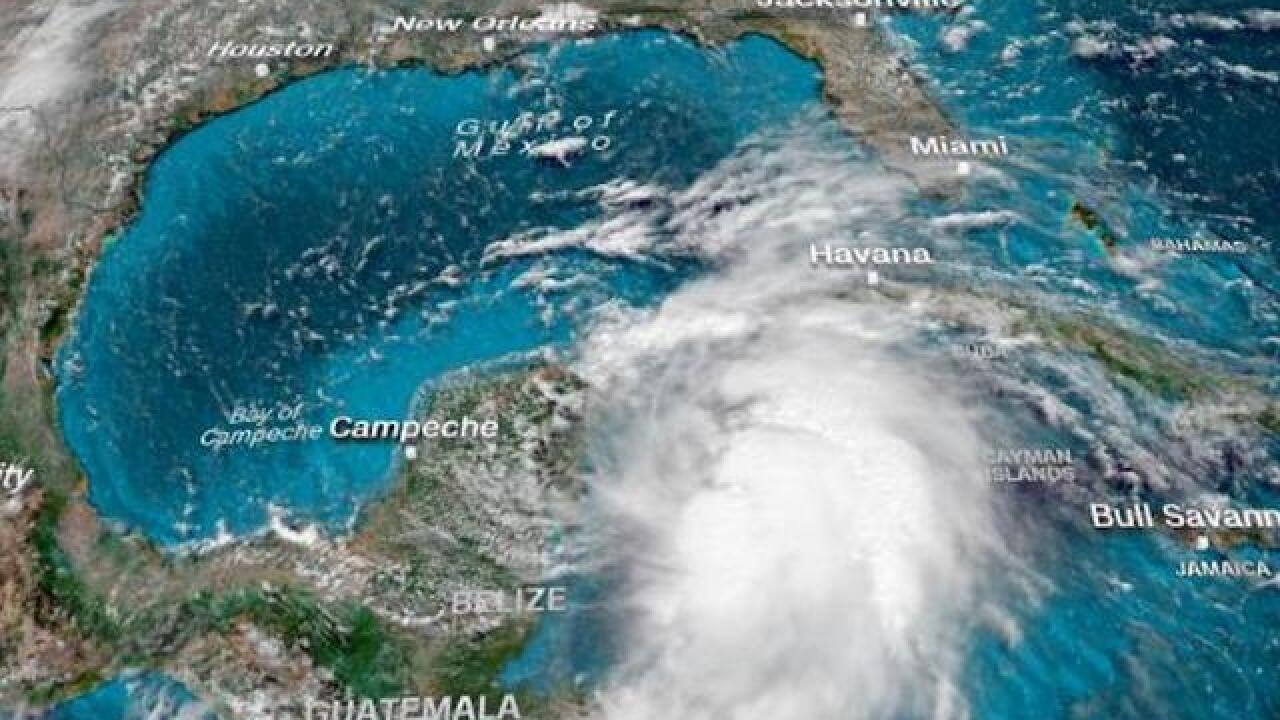 Hurricane Michael will be dangerous when it hits US coast Wednesday