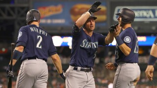 Kyle Seager, Tom Murphy combine for five homers in Mariners win over Tigers