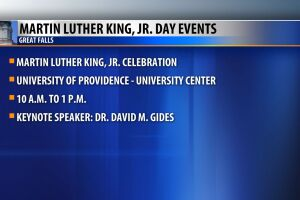 Great Falls MLK Event