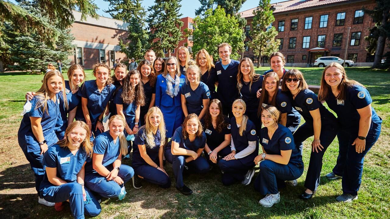 MSU Celebrates Gift to College of Nursing