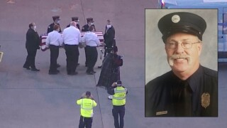 Procession held to honor Colorado paramedic who died of COVID-19 in New York