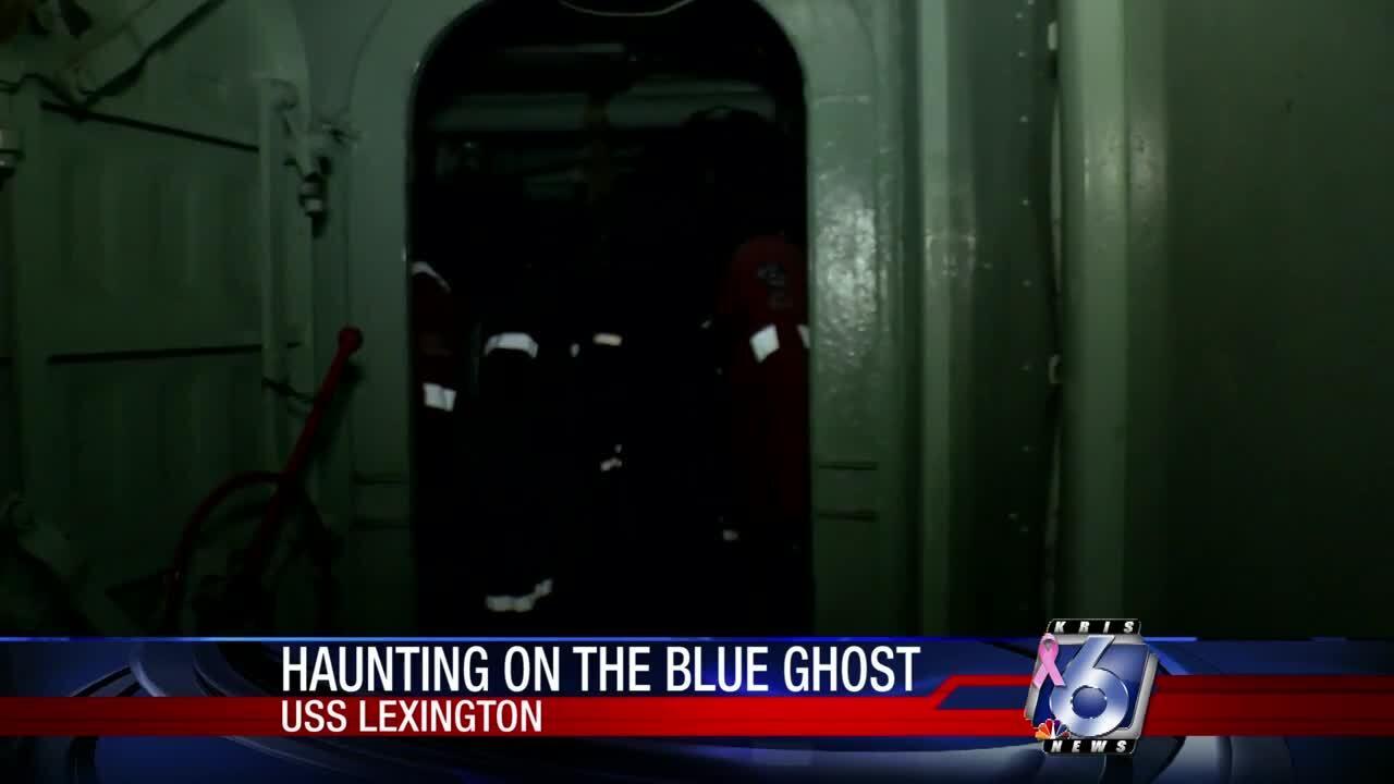 Haunting of the USS Lexington