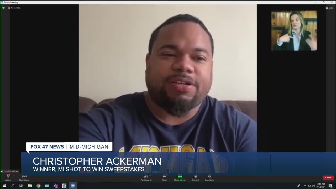 Christopher Ackerman
