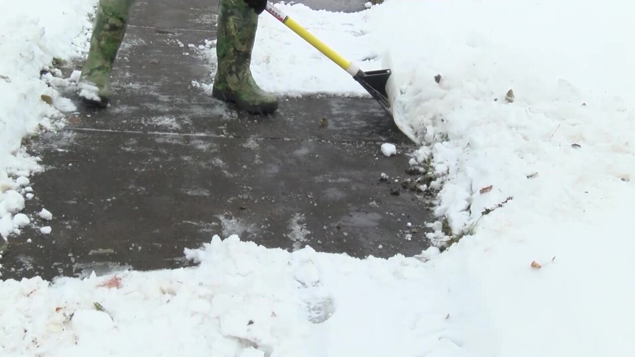 """SnowBros"" work to dig Great Falls out of recent snowfall"