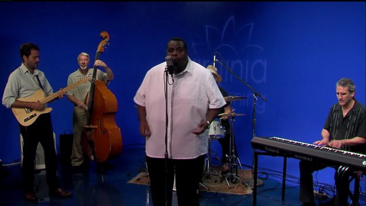 Enjoy two silky smooth performances by the Lawrence OldsBand