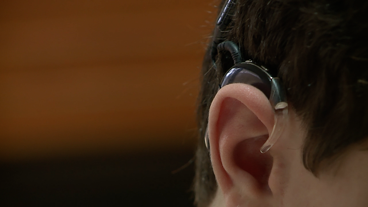 deaf musician