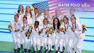 Tokyo Olympics water polo in review: Team USA three-peats, a second straight gold for Serbia