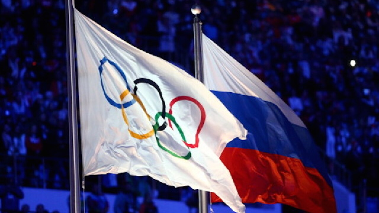 Olympics: Entire Russian team banned from Paralympic Games