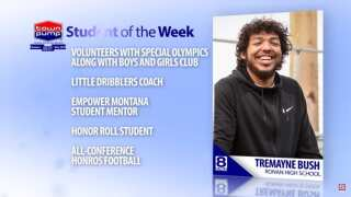 Student of the Week: Tremayne Bush