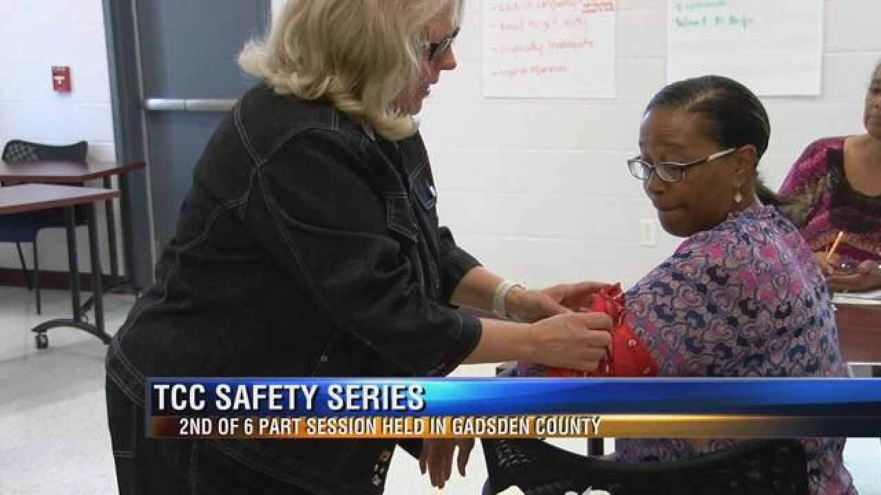 Gadsden County Holds Conference on How to Be an Active Bystander