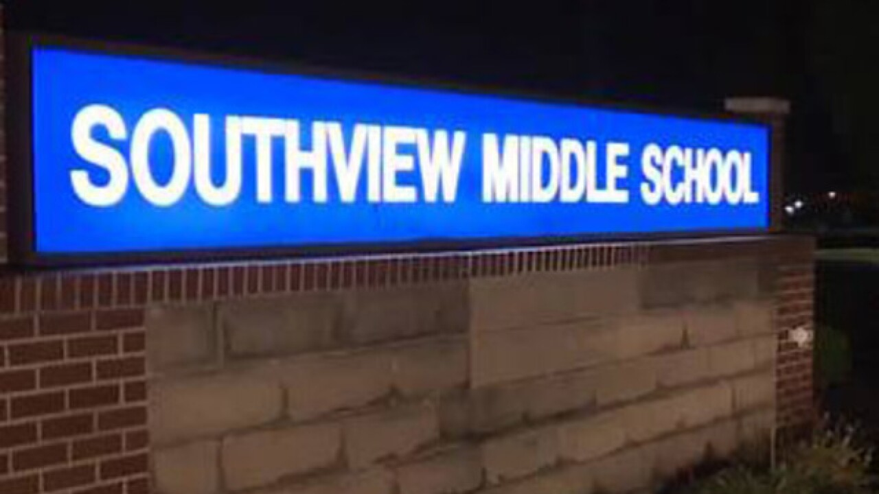 District sued for suspending student over candy