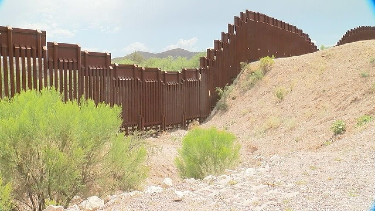Tucson, Pima County to oppose border wall