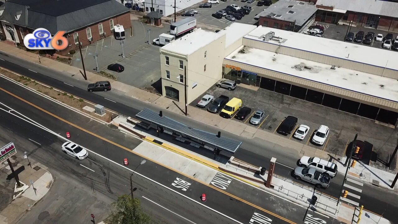 100-plus cameras added at GRTC Pulse Broad Street busstops