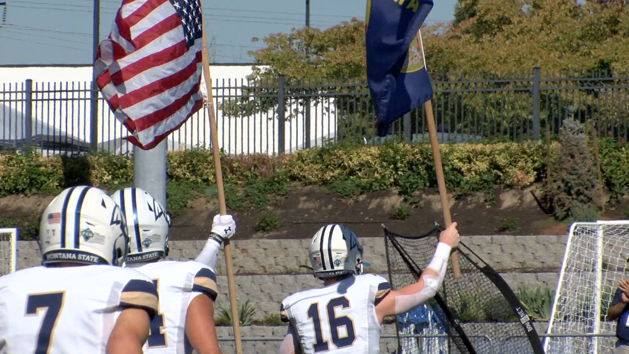 The McCaffrey show: Montana State gets set to take on the University of Northern Colorado