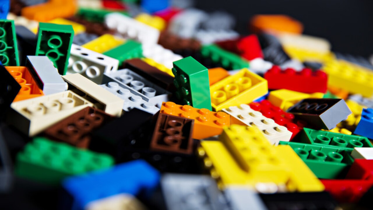 Lego won't advertise in Britain's Daily Mail
