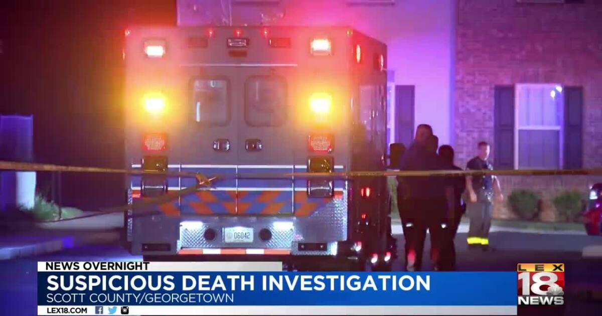 Scott Co. Coroner: Man dies after being found covered in blood