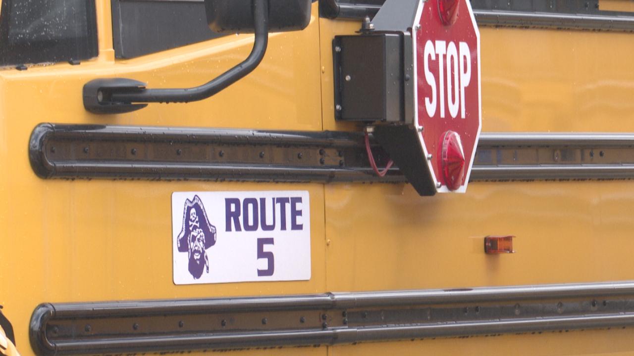 Polson School Bus