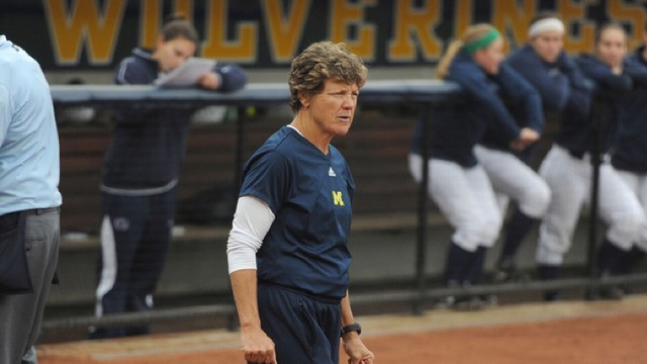 Notre Dame eliminates Michigan in NCAA softball tournament