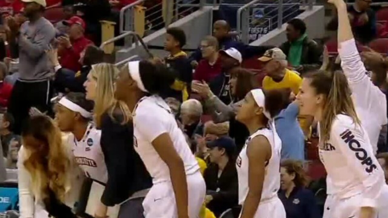Marquette women advance in NCAA Tourney