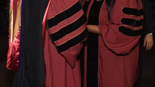 Photos: Suffolk woman becomes first black Ph.D. graduate at Florida State's College ofMedicine