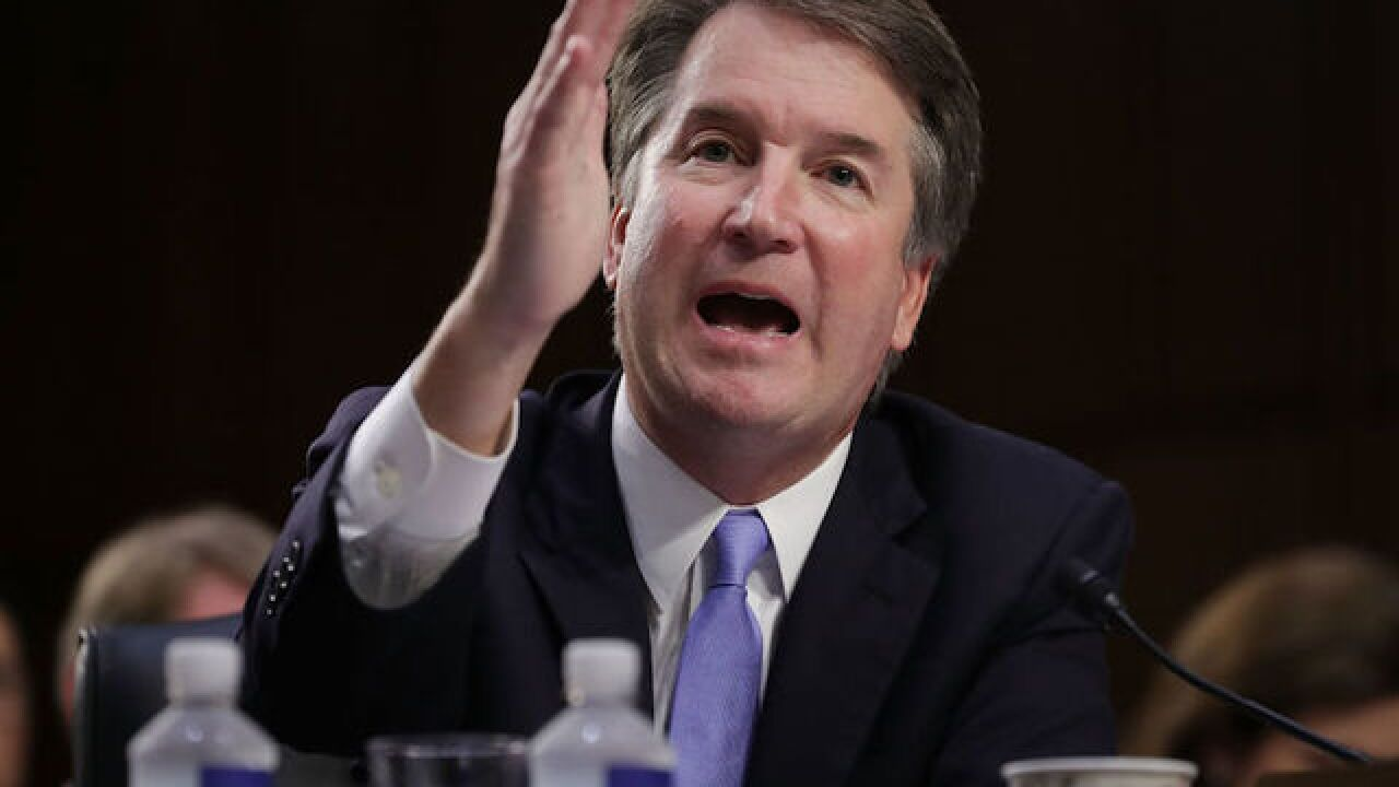 Brett Kavanaugh and accuser both to testify before Senate committee