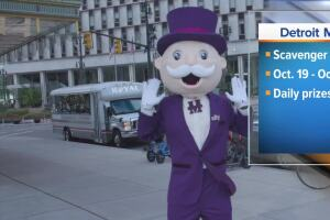 Detroit to be transformed into life-sized version of Monopoly