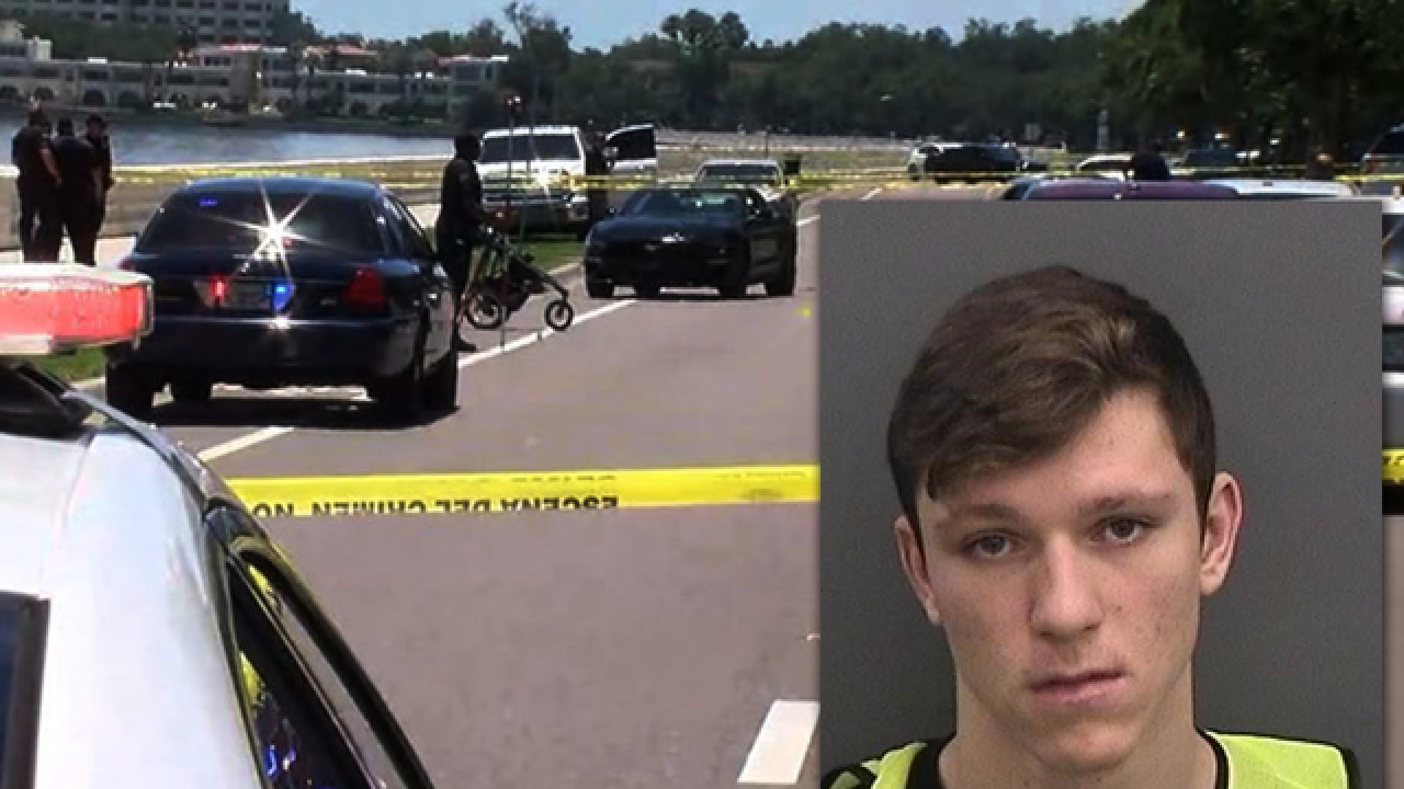 Teenage Bayshore suspect charged as an adult