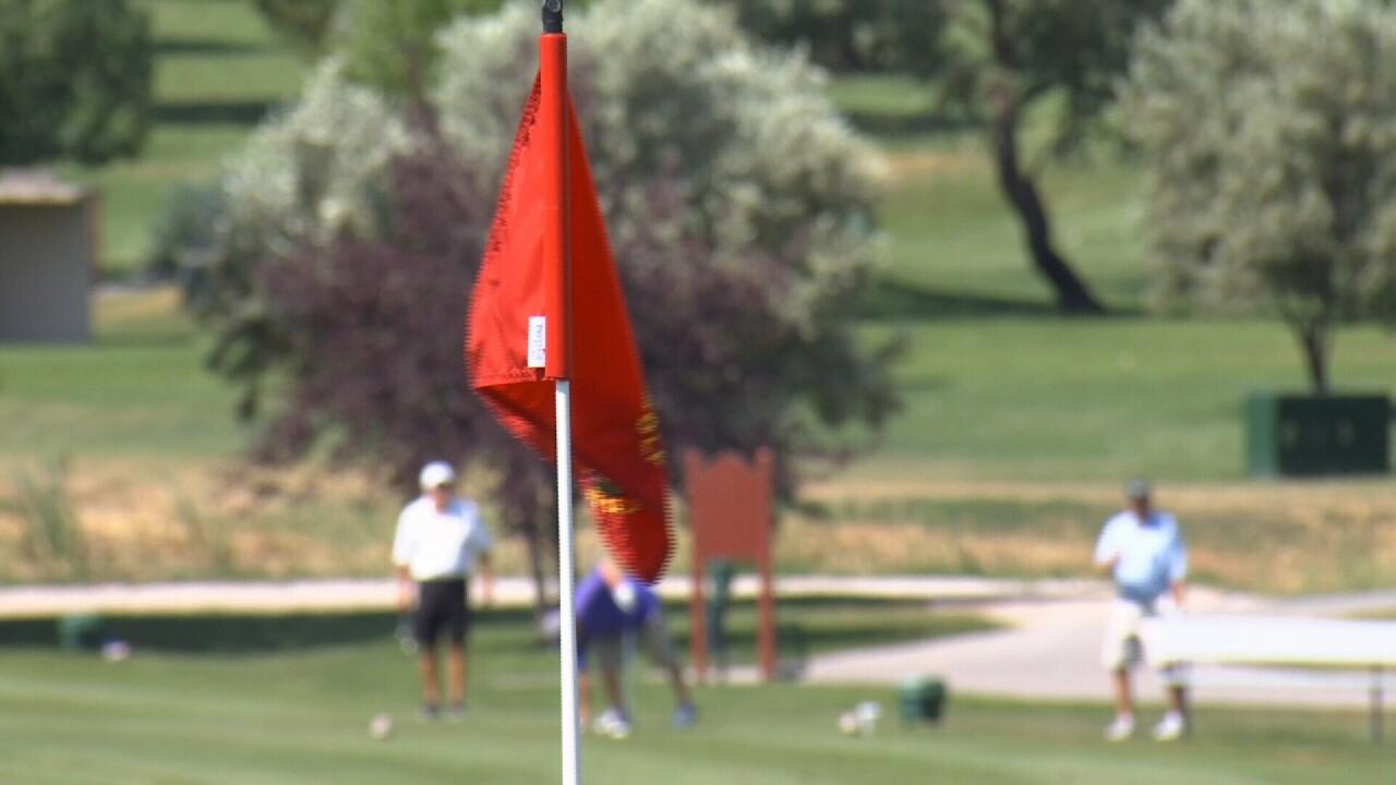 State Seniors Golf Laurel