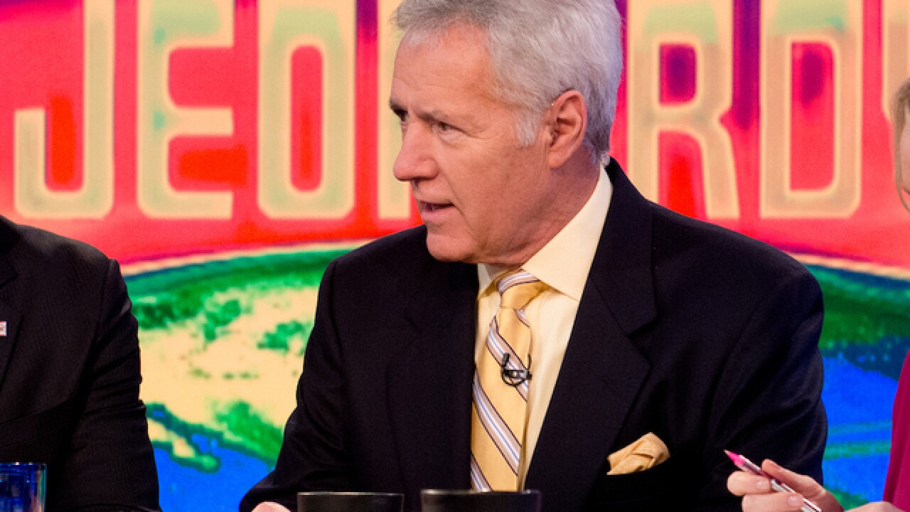 Alex Trebek of 'Jeopardy!' has brain surgery, is on leave from show