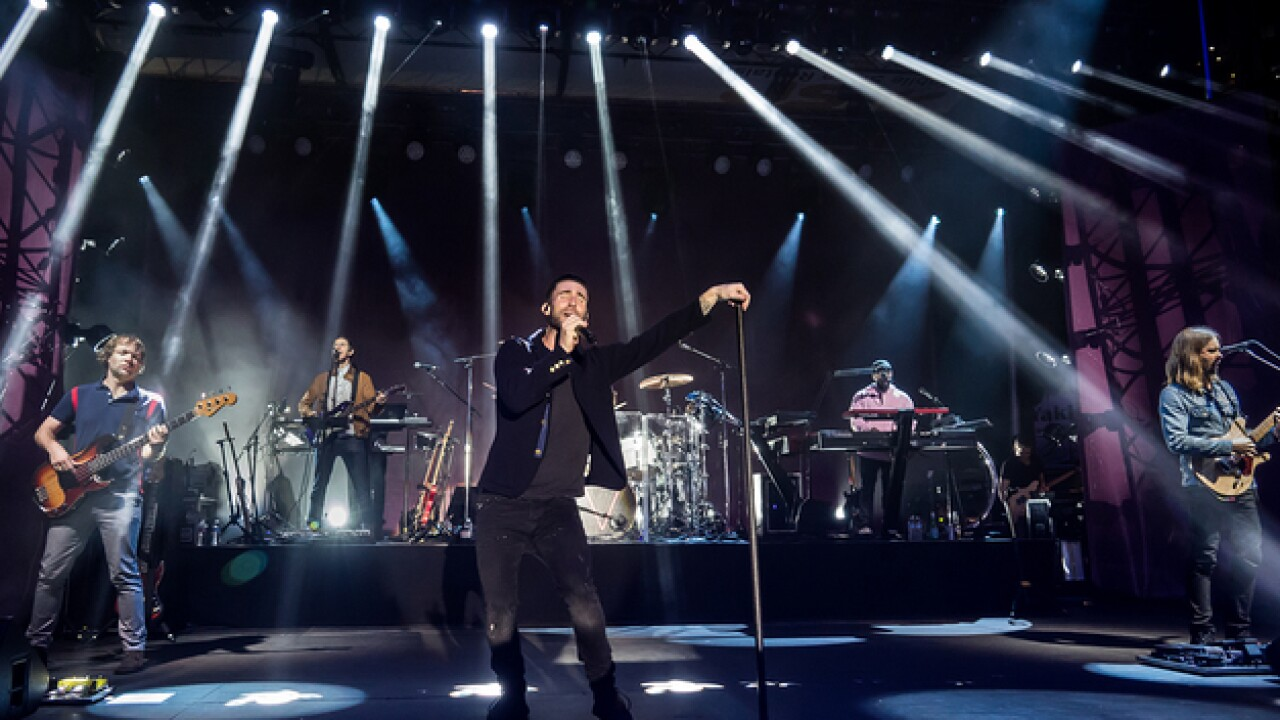 Maroon 5 reportedly will perform at 2019 Super Bowl halftime show