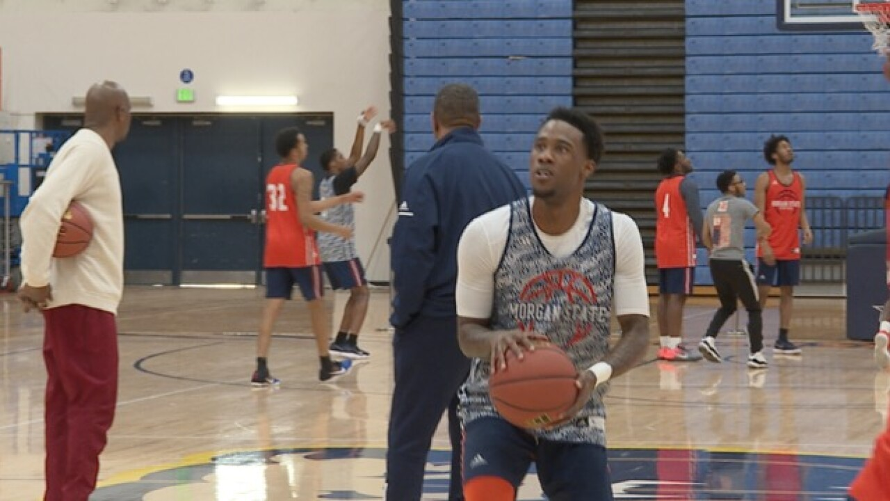 Morgan State returns home to open MEAC play
