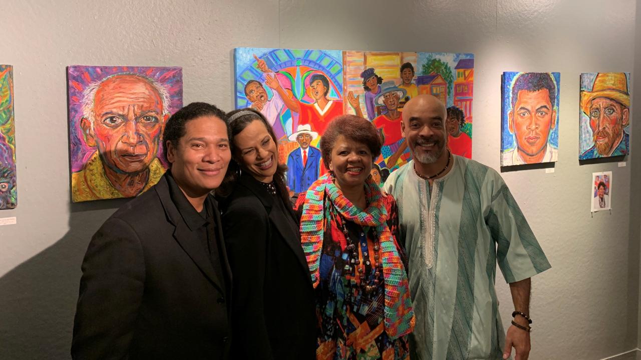 CWRU African American Alumni Art Exhibition