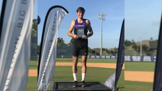 Lee Walburn discusses NAIA National Title in men's decathlon