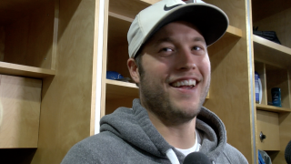 Stafford, Patricia made collective decision for sitting out against Bears