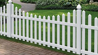 """Menards Home Improvement Topic: """"Consider the many benefits of a Fence"""""""