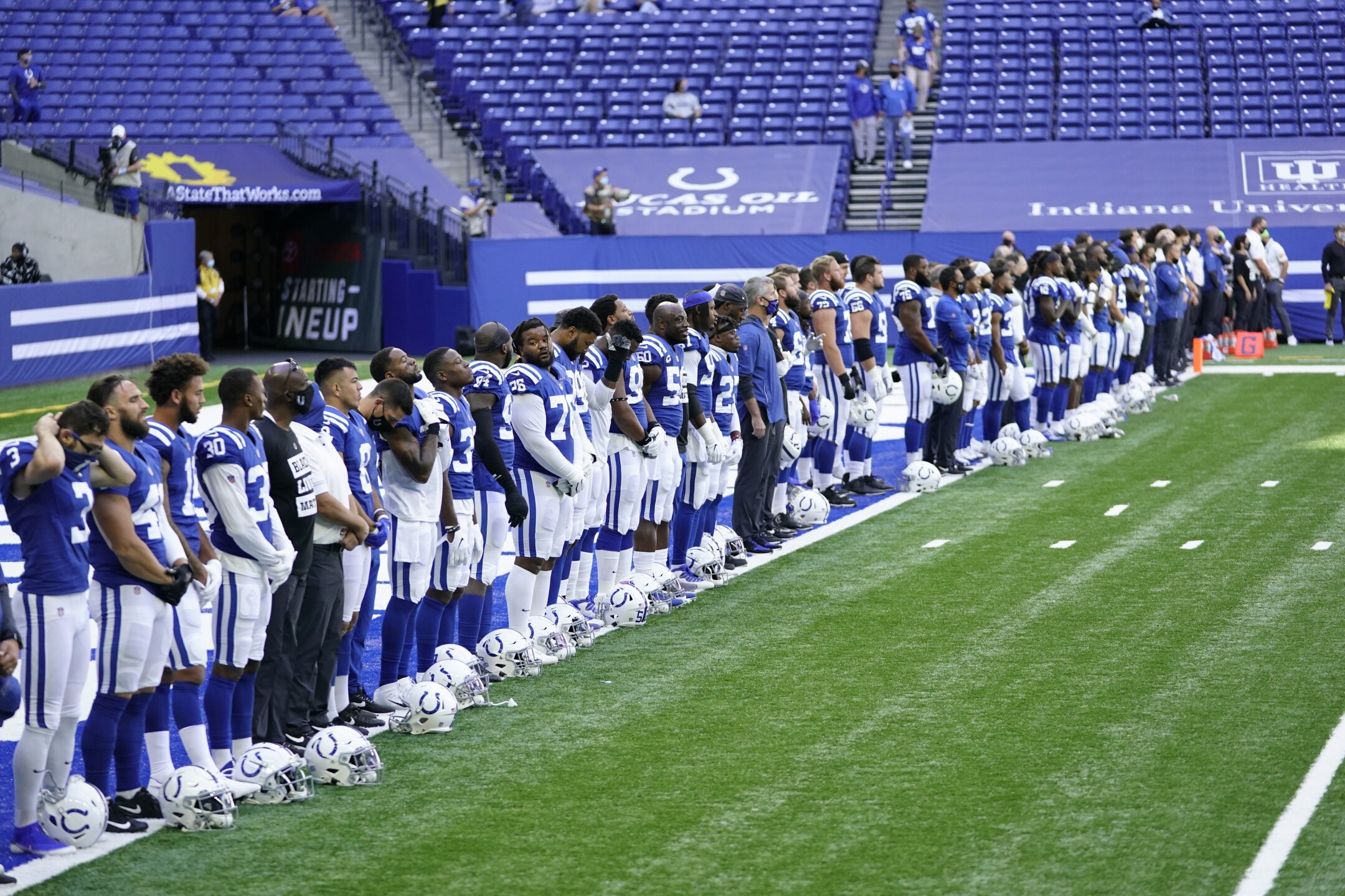Vikings Colts Football