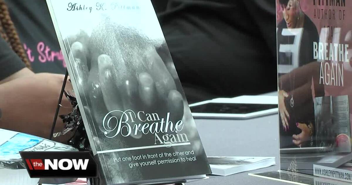 Indianapolis caregiver authors book about overcoming grief