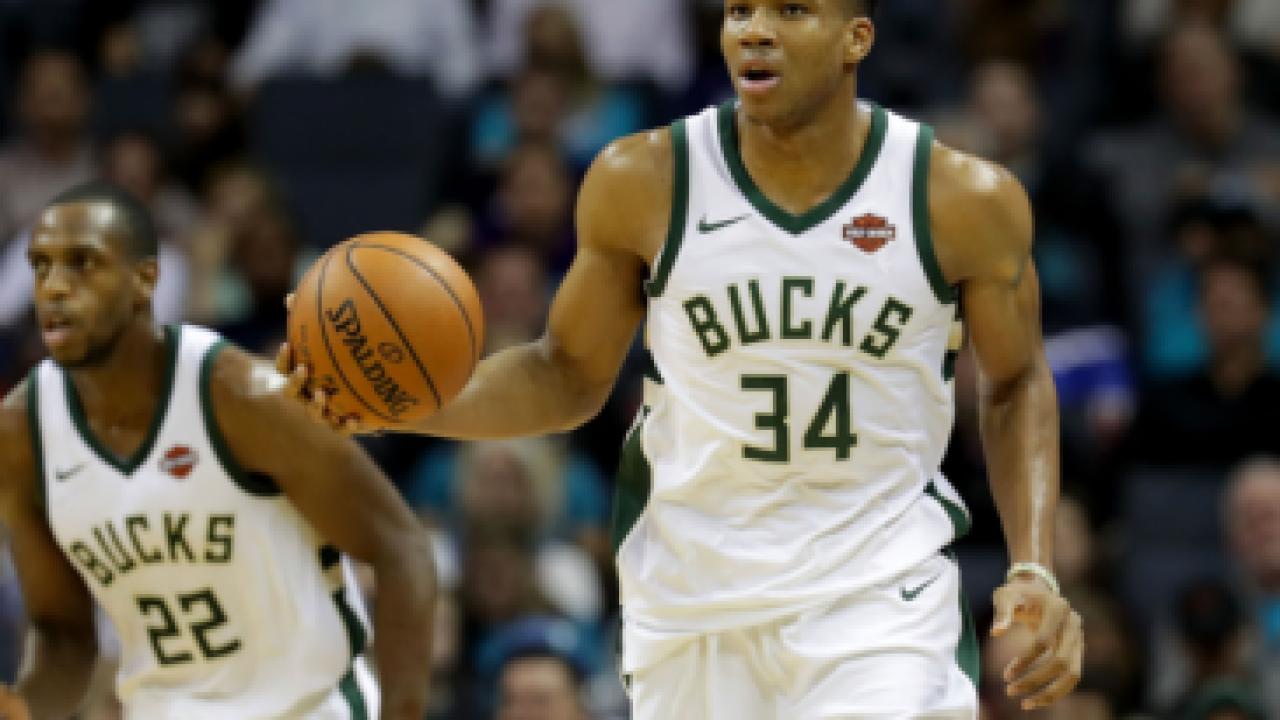 Giannis and Bucks among favorites for 2020 NBA Finals