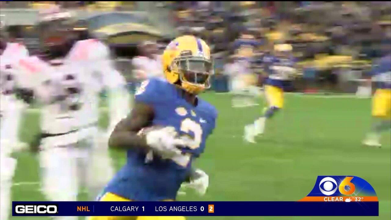 CBS 6 Football Whiparound Nov.10th