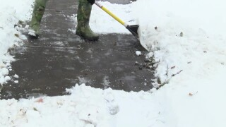 """""""SnowBros"""" work to dig Great Falls out of recent snowfall"""